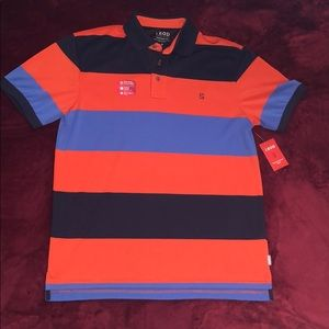 NWT IZOD Performance Polo